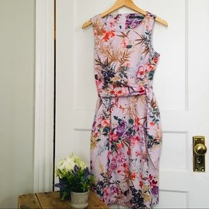 Soft and Pretty Esprit Floral Dress!